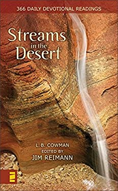 Streams in the Desert: 366 Daily Devotional Readings 9780310282754
