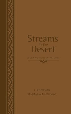 Streams in the Desert: 366 Daily Devotional Readings 9780310285892