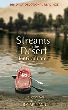 Streams in the Desert for Graduates: 366 Daily Devotional Readings 9780310282761