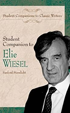 Student Companion to Elie Wiesel 9780313325304