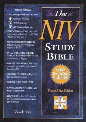 Study Bible 9780310909910