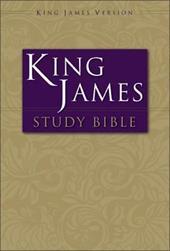 Study Bible-KJV-Personal Size