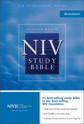Study Bible-NIV 9780310929598