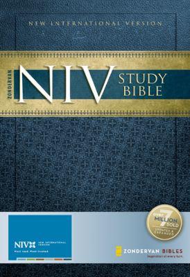 Study Bible-NIV 9780310938965