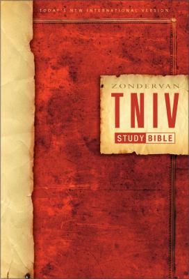 Study Bible-TNIV 9780310934813