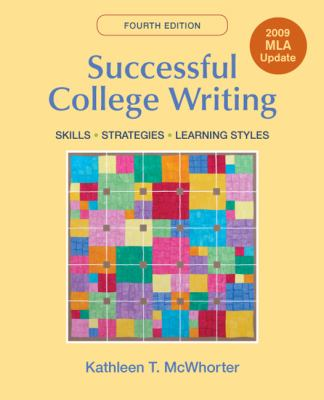 Successful College Writing: Skills, Strategies, Learning Style 9780312603397