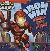Iron Man Springs Into Action! 980947