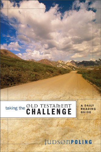 Taking the Old Testament Challenge: A Daily Reading Guide 9780310249139