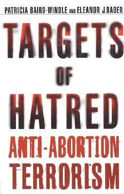 Targets of Hatred 9780312239251