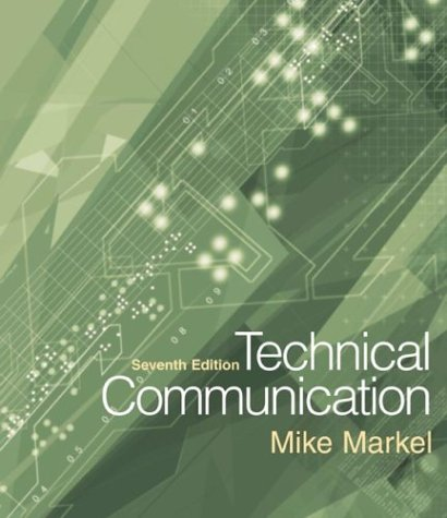 Technical Communication 9780312403386