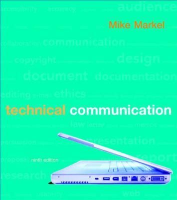 technical communication markel ebook pdf free