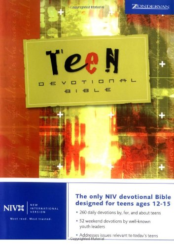 Teen Devotional Bible-NIV 9780310916536