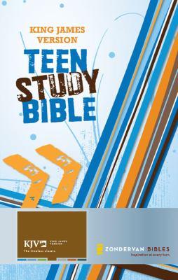 Teen Study Bible-KJV 9780310719168