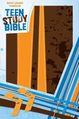 Teen Study Bible-KJV 9780310720164