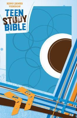 Teen Study Bible-KJV 9780310720171