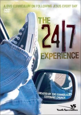 The 24/7 Experience: A DVD Curriculum on Following Jesus Every Day 9780310269878