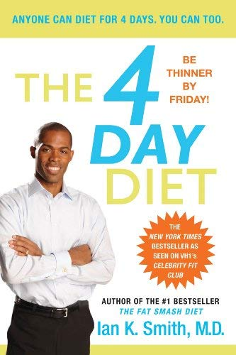 The 4 Day Diet 9780312605599