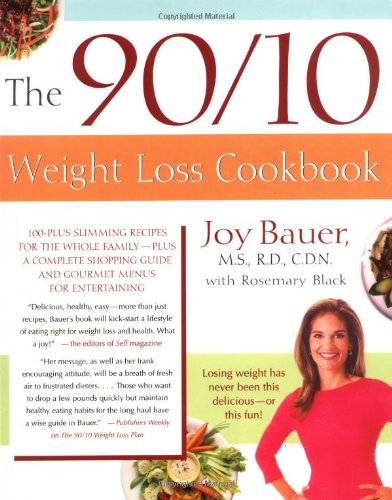 The 90/10 Weight Loss Cookbook 9780312336028