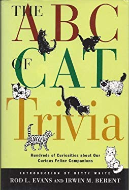 The ABC of Cat Trivia 9780312139179