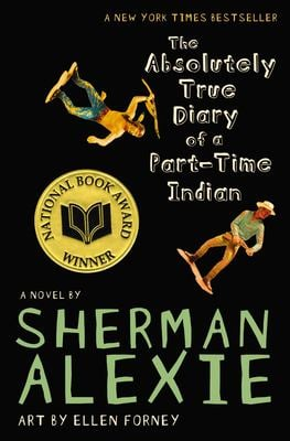 The Absolutely True Diary of a Part-Time Indian 9780316013697