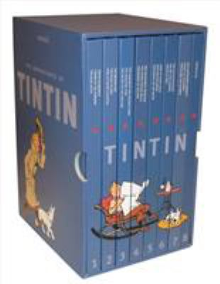 The Adventures of Tintin 9780316006682