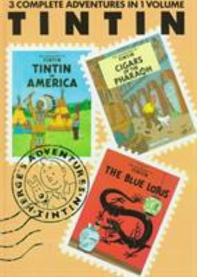 The Adventures of Tintin: Volume 1 9780316359405