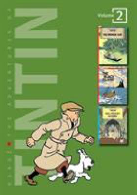 The Adventures of Tintin: Volume 2 9780316359429