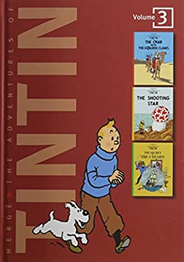 The Adventures of Tintin: Volume 3 9780316359443