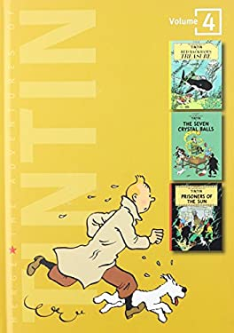 The Adventures of Tintin: Volume 4 9780316358149