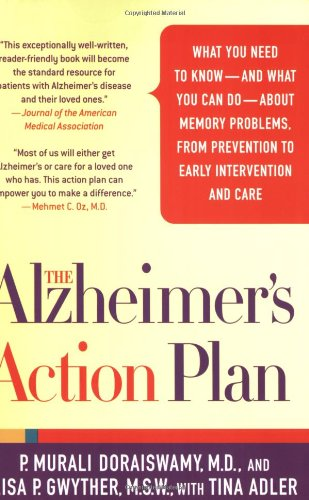 The Alzheimer's Action Plan 9780312538712