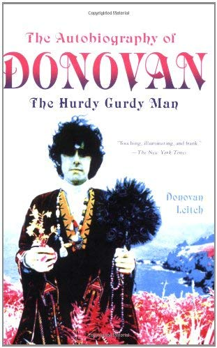 The Autobiography of Donovan: The Hurdy Gurdy Man 9780312364342