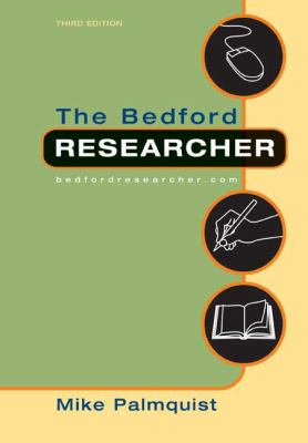 The Bedford Researcher 9780312475628