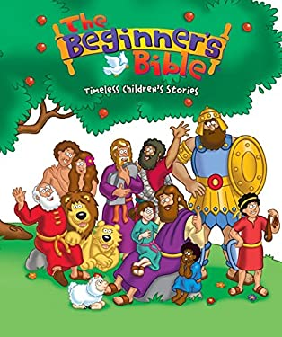 The Beginner's Bible: Timeless Bible Stories 9780310709626