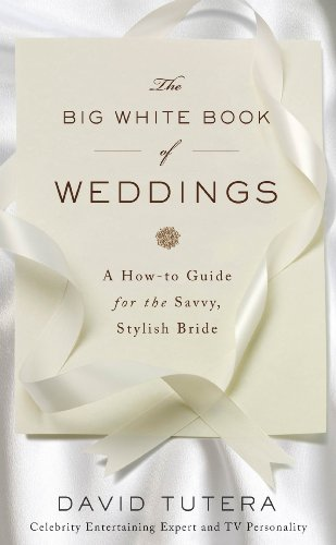 The Big White Book of Weddings 9780312565015
