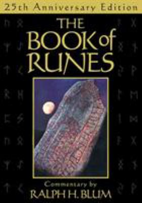 The Book of Runes [With Book and Runes, Sack] 9780312536763