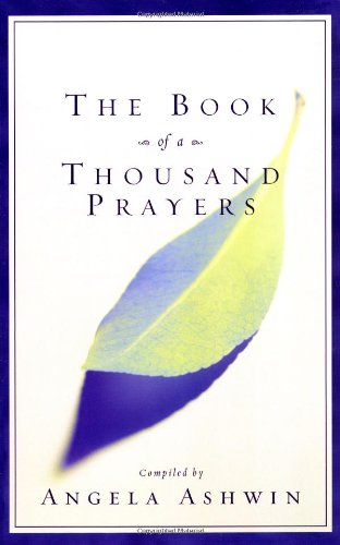 The Book of a Thousand Prayers 9780310248729
