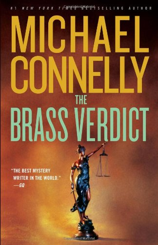 The Brass Verdict 9780316166294