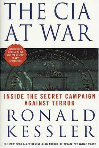The CIA at War: Inside the Secret Campaign Against Terror 9780312319335