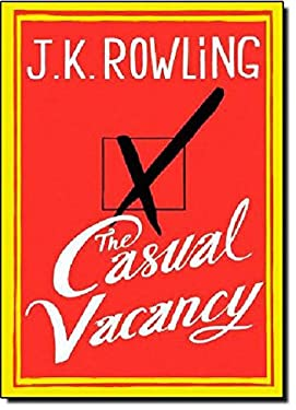 The Casual Vacancy 9780316228534