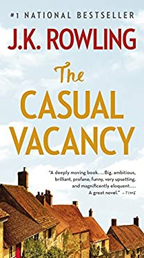 The Casual Vacancy 9780316228541
