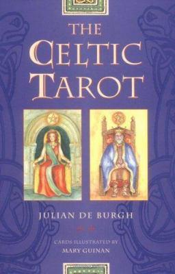 Celtic Tarot [With 78 Color Tarot Cards] 9780312241810