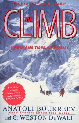 The Climb: Tragic Ambitions on Everest 9780312206376