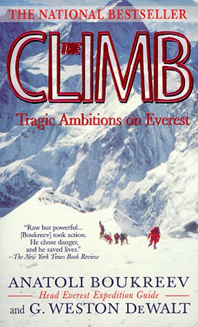 The Climb: Tragic Ambitions on Everest 9780312965334