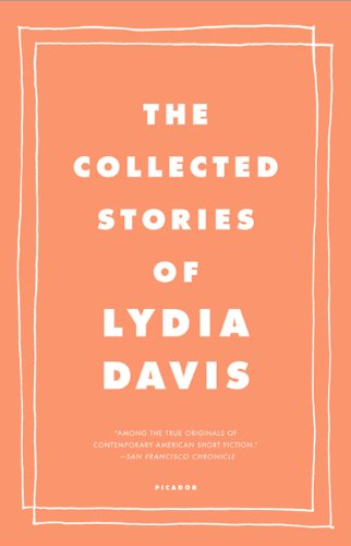 The Collected Stories of Lydia Davis 9780312655396