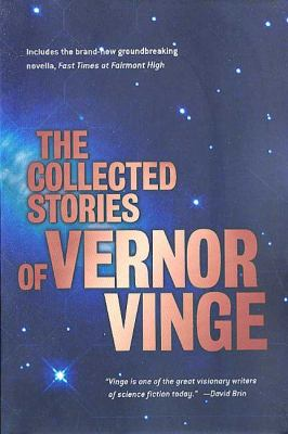 The Collected Stories of Vernor Vinge 9780312875848