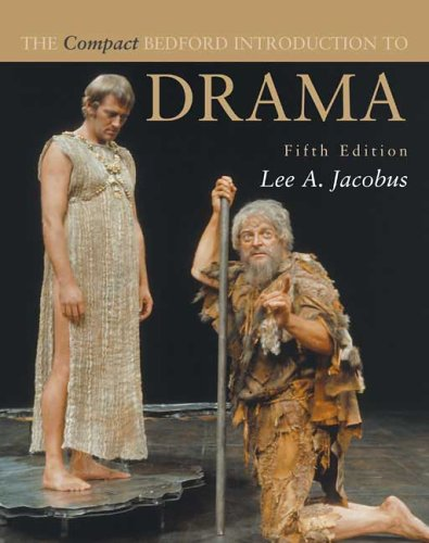 The Compact Bedford Introduction to Drama 9780312436971