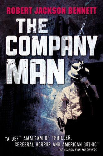 The Company Man 9780316054706