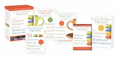 The Complete Resource Kit for Marriage Mentoring: Everything You Need to Launch a Marriage Mentoring Program [With 1 Hardcover Book; 1 Softcover Book 9780310271109