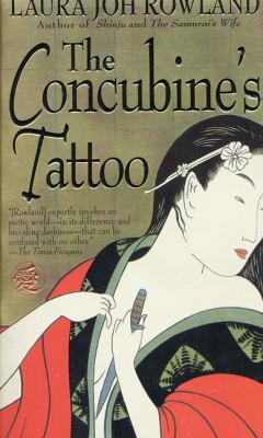 The Concubine's Tattoo 9780312969226
