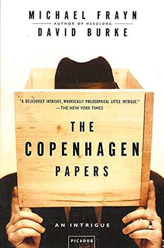 The Copenhagen Papers: An Intrigue 9780312421243